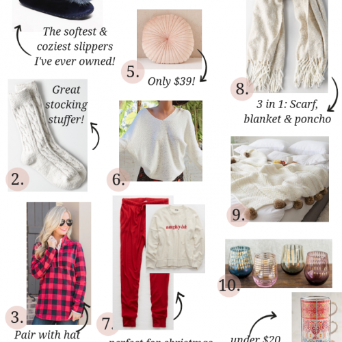 Cozy Gift Ideas – The Ultimate Gift Guide