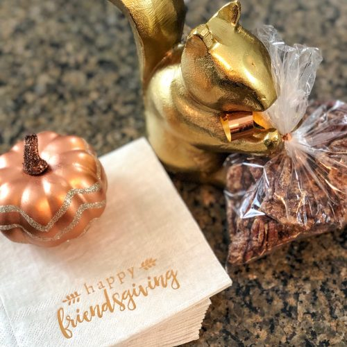 Easy Hostess Gift: Pumpkin Spice Pecans