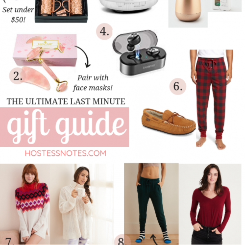 Last Minute Gift Ideas: The Ultimate Guide